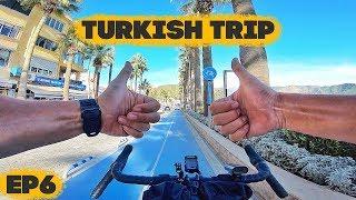 На велосипеде вокруг Мармариса. Самая быстрая ящерица, аренда машины в Турции. Turkish trip, ep6