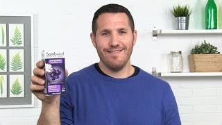 Sambucol Black Elderberry Original Formula Review with Jeremy at LuckyVitamin : Lucky Picks