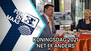Koningsdag 'Net ff anders' - 27 april 2021 - Peel en Maas TV Venray