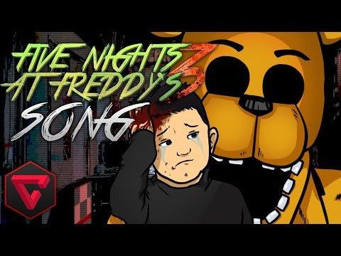 Five Nights at Freddy's 3 Song - ITowngameplay