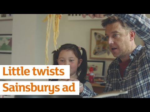 Sainsbury's Commercial (2016) (Television Commercial)