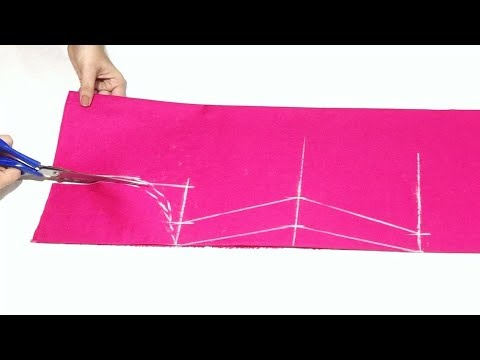 Suit/Kameez Cutting Step by Step Very Easy  Method