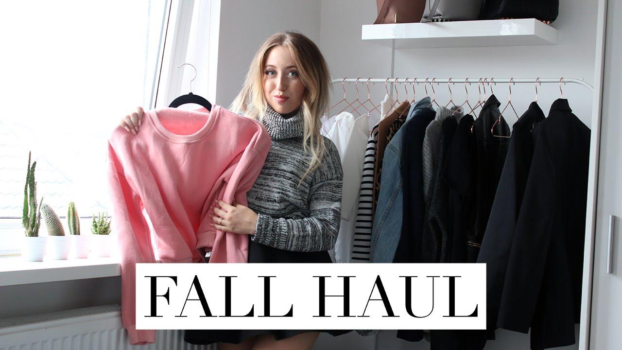 HUGE FALL FASHION HAUL 2016 | Fashion Nova, Zaful, SheInside, Romwe