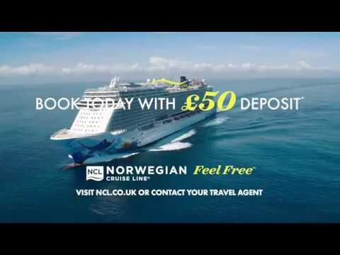 Norwegian Cruise Line - Feel Free!