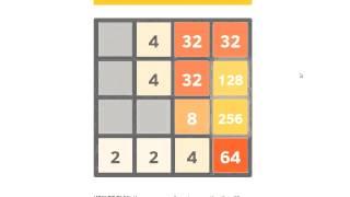 Тактика игры 2048/Как выиграть 2048