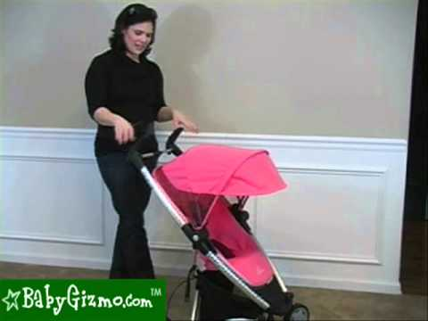 Baby Gizmo Quinny Zapp Xtra Stroller Review