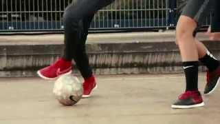 Уличный футбол  Финт Звериная фишка
