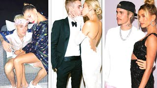 Justin Bieber And Hailey Baldwin Cute and Funny Moments | 2020
