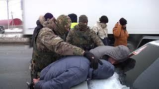 ФСБ Ульяновск задержание грузинский бандит Сичинава