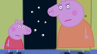 Peppa Pig Official Channel   Peppa Pig Spooky Power Cut at Halloween