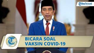 Sidang Umum PBB, Jokowi Singgung soal Vaksin Covid-19: Kita Harus Bekerja Sama