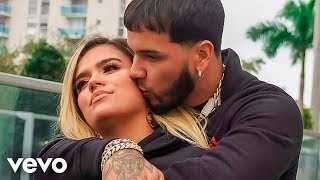 Anuel AA Ft Karol G   Dices Que Te Vas (Video Official)