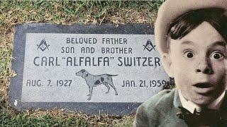 "The Life and Death of Carl ""Alfalfa"" Switzer"