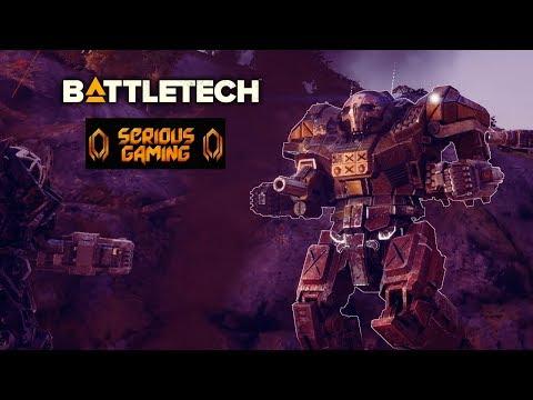 Battletech Walkthrough - Part 29: The Defense of Panzyr by