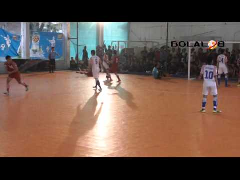 Video Futsal GATO Championship Final : Pelindo vs  FKB Bandung
