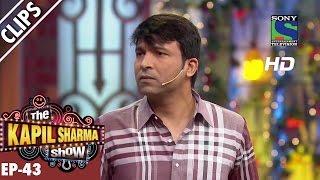 Tussle Between Chandu And Rajesh Arora  The Kapil Sharma Show  Episode 43  17th September 2016