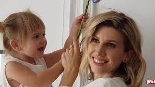 Анита Луценко и ее дочь Мия снялись для Viva!