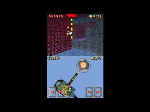 Super Mario 64 DS Walkthrough - Shifting Sand Land Pt  2 by