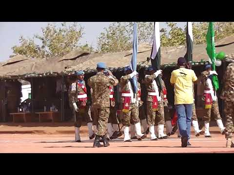 United Nations Parade - Pakistan  Army