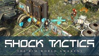 videó Shock Tactics