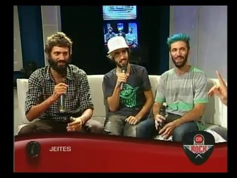 Jeites video Entrevista CM  - CM Rock 2016