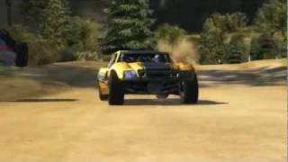 Jeremy McGraths Offroad  Gameplay Trailer HD
