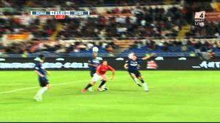 2010-2011 AS Roma - FC Inter 1-0 Vucinic Commento Di Zampa