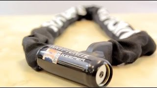 Videofilmer för Cykellås