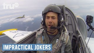 Impractical Jokers - Murrs Inverted Flight (Punishment) | TruTV