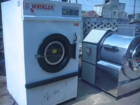 Loading Washing Machine