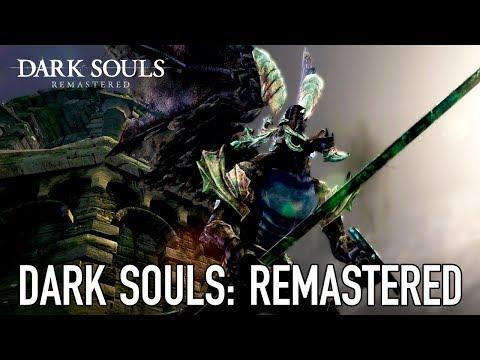 Trailer précommande de Dark Souls Remastered