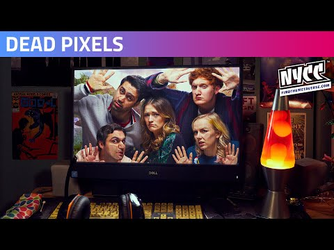 Dead Pixels | Game on with Cast and Writer