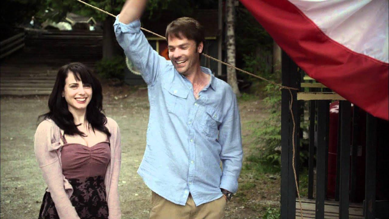 Trailer för Kiss at Pine Lake