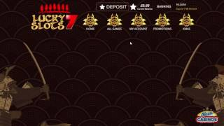 Lucky Slots 7 Casino