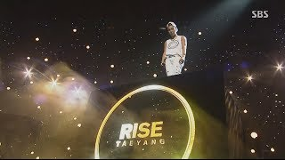 TAEYANG - '눈,코,입(EYES, NOSE, LIPS)' 0629 SBS Inkigayo