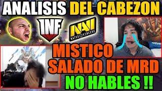 IWO ANALIZA LA TREMENDA VOLTIS DE INFAMOUS CONTRA NAVI Y SE DA CUENTA QUE MISTICO LOS SALO !!