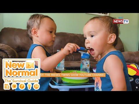 [GMA]  Pinay housewives sa US at Korea, Filipino foods ang inihain sa kanilang foreign families!