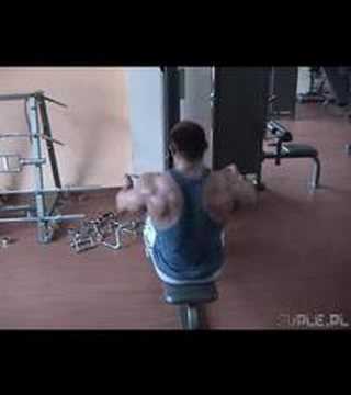 Funkcja przedniego mięśnia