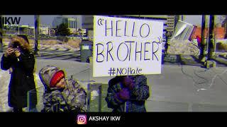HELLO BROTHER - Us Rah Par -  Ali Hamza & Ali Zafar feat. Strings - Coke Studio 2019 - IKW Akshay
