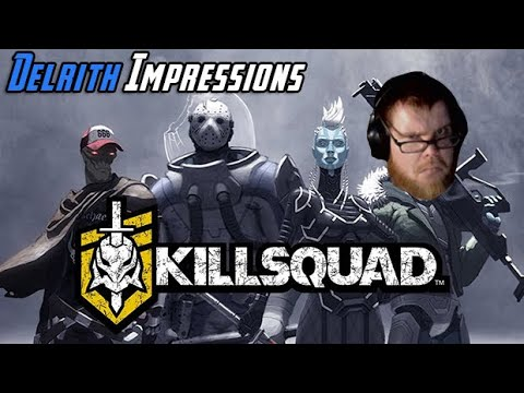 Killsquad [Early Access] Impressions