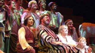 'Those Canaan Days' sung by Anthony Stuart Lloyd in Joseph and the Amazing Technicolor Dreamcoat