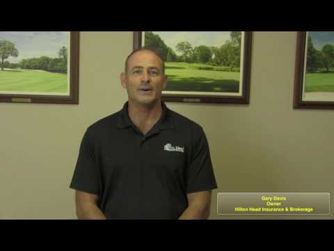 Gary Davis  Hilton Head Insurance & Brokerage   Best Insurance Company Hilton Head, SC
