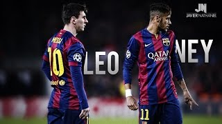 Lionel Messi & Neymar Jr ● Pure Magic ● 20142015 HD