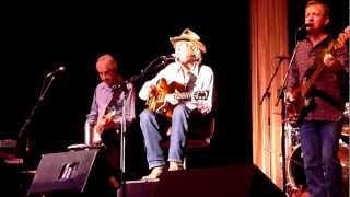 Don Williams - 'Back in My Younger Days' - Daytona Beach Peabody Auditorium (1-19-13)