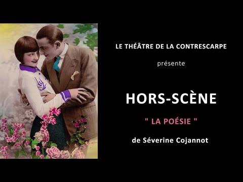 Découvrez le « HORS-SCÈNE • LA POÉSIE » de Séverine COJANNOT, comédienne de « Jeanne d'Arc »...