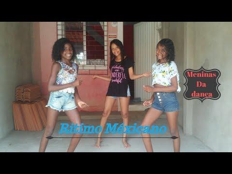 MC GW - Ritimo Mexicano   Coreografia   Meninas Da Dança