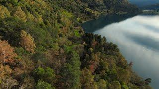 4K Relaxed FPV (DJI) | Chill music | Barsnes - Sogndal - Norway