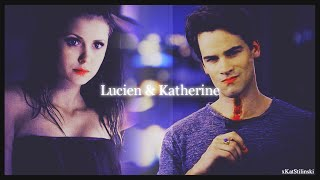 Andrew Lees, ► Lucien and Katherine | are you strange like me?