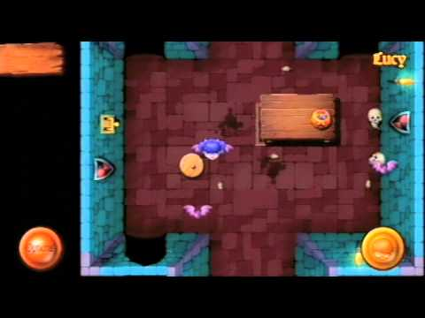 Video of Draky and the Twilight Castle