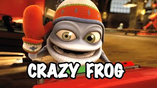 Crazy Frog - Last Christmas (Official Video)